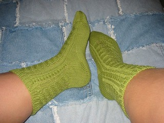 Putting Socks On Helps Determine Your Fitness