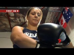 A Mom's Journey to Win Muay Thai World Title