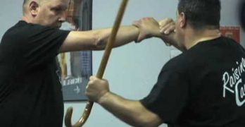 Cane Fu: Self Defense for the Elderly