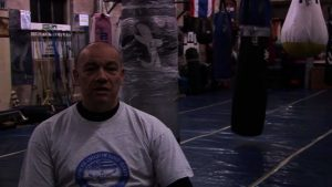 Father and Son Tandem Muay Thai Training