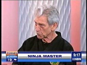 Ninjutsu Master and His Passion for Teaching Self Defense to the Elderly