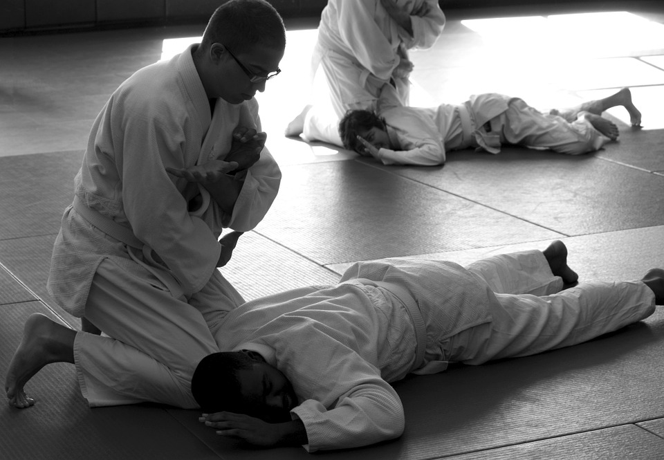 A Home For The Over-40 Martial Artist