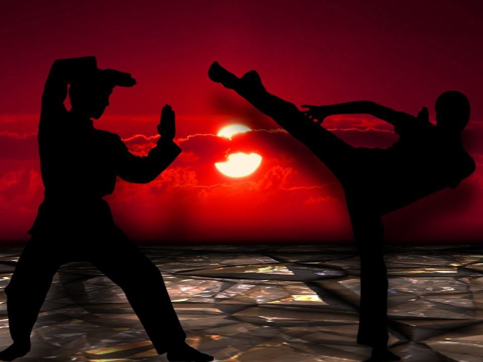 60-year old Martial Artist Teaches Art of Peace